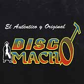 Banda Machos: Disco Macho