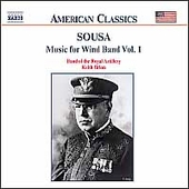 American Classics - Sousa: Music for Wind Band Vol 1