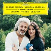 Live in Japan - Chopin, Franck, Debussy / Maisky, Argerich