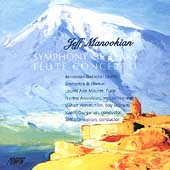 Manookian: Flute Concerto, Symphony of Tears / Durgarian