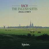 Bach: English Suites / Angela Hewitt