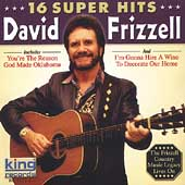 David Frizzell: 16 Super Hits