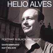 Hélio Alves: Portrait in Black and White
