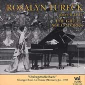 Bach - The Great Solo Works / Rosalyn Tureck