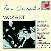 Casals Edition - Mozart: Piano Concertos 27 & 14, etc.