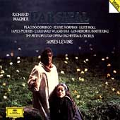 Wagner: Parsifal / Levine, Domingo, Norman, Moll, et al