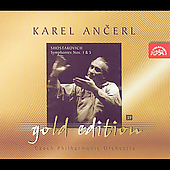 Ancerl Gold Edition 39 - Shostakovich: Symphonies no 1 & 5
