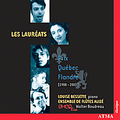 Les Laur&#233;ats / Louise Bessette, Ensemble de Fl&#251;tes Aliz&#233;