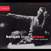Bizet: Carmen / Karajan, Simionato, Gedda, Vienna SO