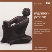 M&#228;nnergesang - Music for Men's Choir / Cantabile Limburg