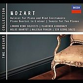 The Mozart Collection - Quintet for Piano and Winds, etc