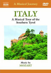 A Musical Journey: Italy / Mozart [DVD]