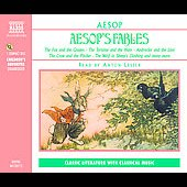 Anton Lesser: Aesop's Fables [Audio Book]