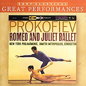 Prokofiev: Romeo and Juliet (excerpts) / Mitropoulos, et al