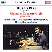 American Classics - Huang Ruo: Chamber Concerto Cycle