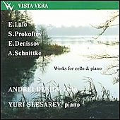 Works for Cello and Piano - Lalo, et al / Demin, Slessarev