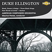 Ellington: 4 Symphonic Works / Peress, et al