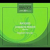 English Fancy - Purcell, Jenkins, Campion / Fortin, Masques
