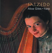 Salzedo: Five Poetical Studies, etc / Alice Giles