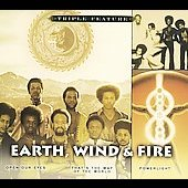 Earth, Wind & Fire: Triple Feature [Digipak]