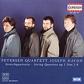 Haydn: String Quartets, Op1