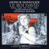 Arthur Honegger: Le Roi David