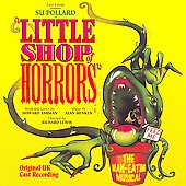Original Soundtrack: Little Shop of Horrors [Original UK Cast Recording]