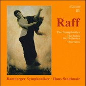 Joseph Joachim Raff: Symphonies
