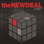 The New Deal: Live: Toronto, 7.16.2009 [Digipak] *