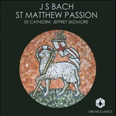 J.S. Bach: St Matthew Passion