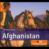 Various Artists: The Rough Guide to the Music of Afghanistan [Digipak]