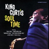 King Curtis: Soul Time