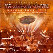 Transatlantic: Whirld Tour 2010: Live from Shepherd's Bush Empire, London [Box]