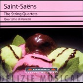 Saint-Saëns: The String Quartets