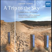 Carson Cooman: A Trip To The Sky