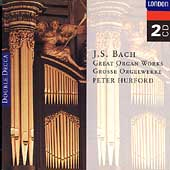 Bach: Great Organ Works / Peter Hurford