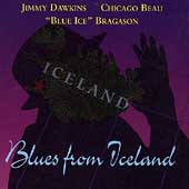 Jimmy Dawkins: Blues from Iceland