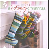 Various Artists: A  Family Christmas [Reflections]
