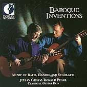 Baroque Inventions / Julian Gray & Ronald Pearl