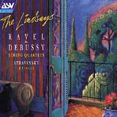 Ravel, Debussy: String Quartets / The Lindsays
