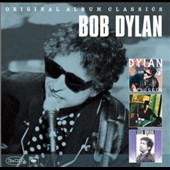 Bob Dylan: Original Album Classics: Good as I Been to You/World Gone Wrong/MTV Unplugged [Slipcase]