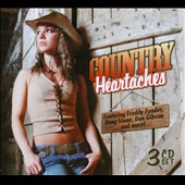 Various Artists: Country Heartaches [Box]