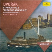 Dvorak: Symphony No. 9 'New World' / Rafael Kubelik - Berlin PO
