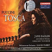 Opera in English - Puccini: Tosca / Parry, Eaglen, et al