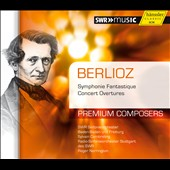 Berlioz: Symphonie fantastique; Concert Overtures / Norrington, Cambreling