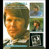Glen Campbell: Glen Travis Campbell/I Knew Jesus (Before He Was a Star)/I Remember Hank Williams