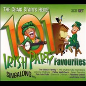 Various Artists: 101 Irish Partytime Favourites [Box]