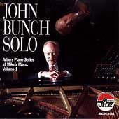 John Bunch: Solo, Vol. 1