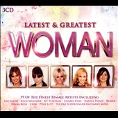 Various Artists: Latest & Greatest: Woman [Box]