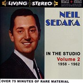 Neil Sedaka: In the Studio 1958-1962, Vol. 2